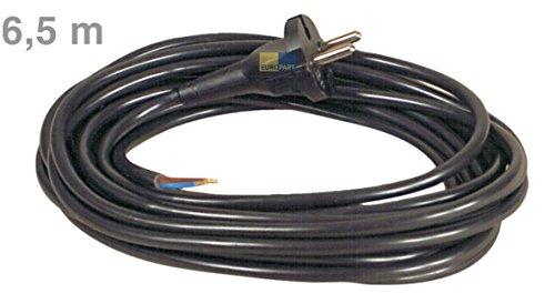 Kabel Anschlusskabel Staubsauger 6,5m Bachmann*