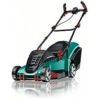 Bosch Lawnmower Rotak 43 (50-litre grass box, 1800 W, Ergoflex system, cutting width: 43 cm, cutting height: 20-70 mm)