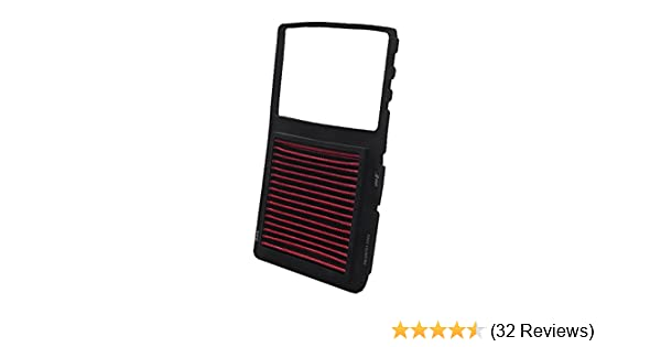 Upgr8 U8701-3902 Hd PRO OEM Replacement High Performance Dry Drop-in Panel Air Filter Red