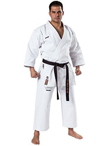 Kwon Karateanzug Kata in 12 Oz und 16 Oz Farbe: Weiss, Grösse / Onze: 180 cm / 12 Oz