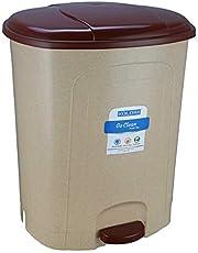 Kolorr Go Clean Pedal Waste Garbage Bin Modern Design Plastic Dustbin - 30L