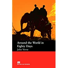Around the World in 80 Days Book only - Macmillan Reader Beginner Level (Macmillan Readers 2008)
