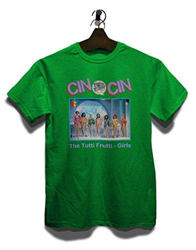 Tutti Frutti Cin Cin T-Shirt Grün