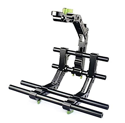 Lanparte Deluxe Large Double C Shape Support Arm