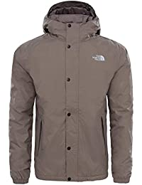 The North Face Berkeley Ins Shell Jacket Falcon Brown XL