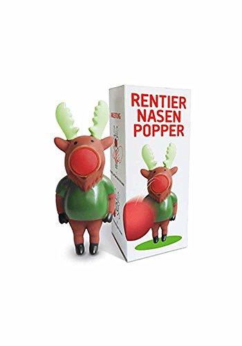 Rentier Nasen Popper