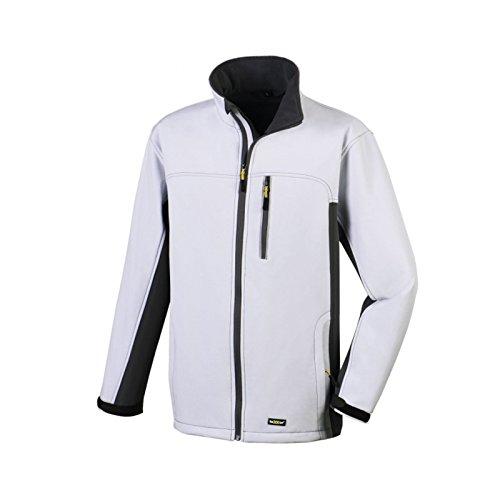texxor-4144-softshell-jacket-trabajo-skagen-microfibra-transpirable-l-blanco