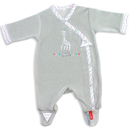 MayoParasol - Sophie la Girafe® Pyjama Gris
