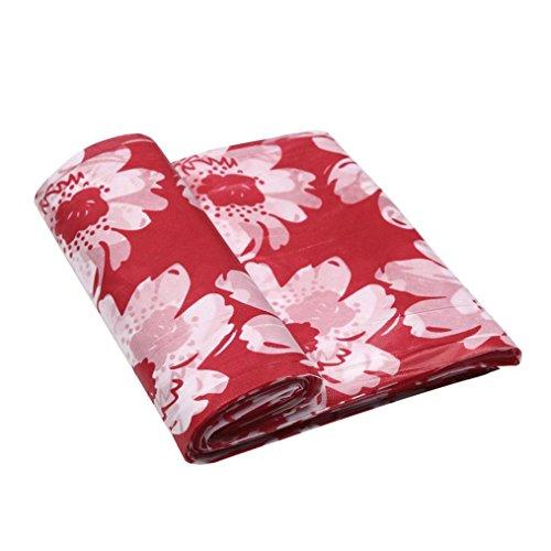 Kunststoff Einweg Tischdecke, Party/Schutzklebefolie Tischdecke Tisch Cover, plastik, h, 170x170CM (Rosa Kunststoff-tabelle-cover)