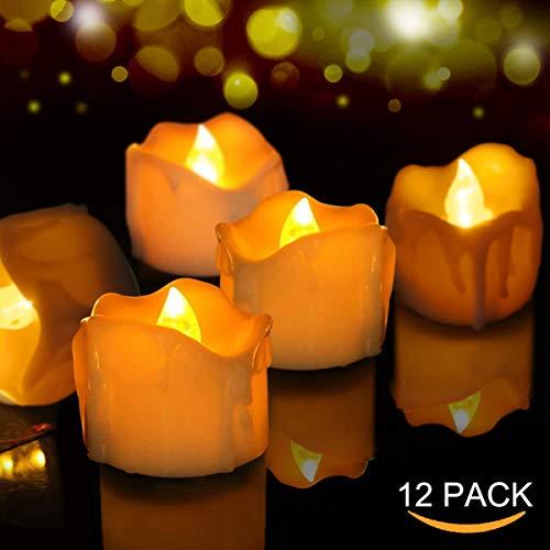 gelb je 3x= 9 Kerzen Deutschlandkerzen schwarz rot
