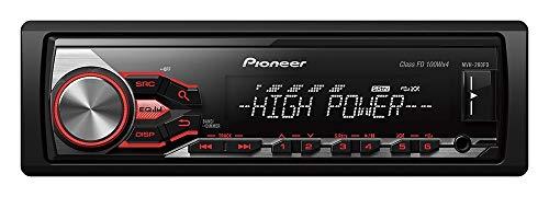 Pioneer MVH-280FD Autoradio (400Watt)