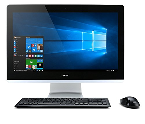 Acer Aspire Z3-710All in One-PC 23Zoll (58,5 cm) schwarz