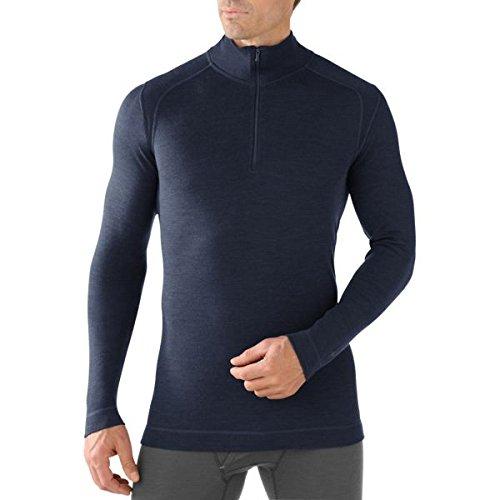Smartwool, Maglia sportiva a maniche lunghe Uomo Blu (deep navy)
