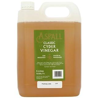 Aspall Cyder Vinegar 5 Litre (Pack of 1)
