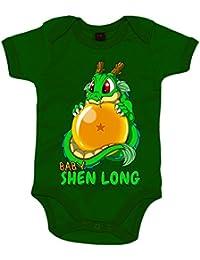 Body bebé Baby Shen Long Dragon Ball dragón sagrado Shenron