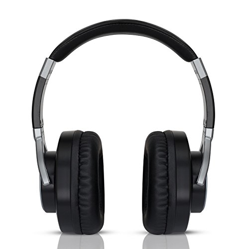 Motorola Pulse Max Over Ear Wired Headset (Black)