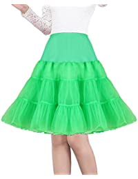 452a9f6a214 Shimaly Women s 50s Vintage Petticoat 26
