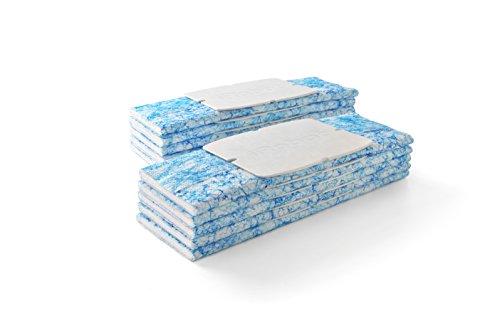 iRobot Braava jet  Nasswischtücher (Einwegtücher für die Nassreinigung) blau, 10 Stück