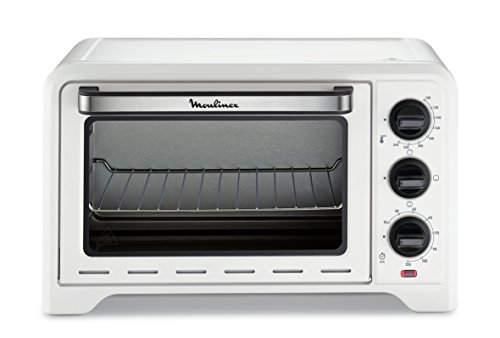 Moulinex Optimo OX441110 - Horno, 19 L, color blanco