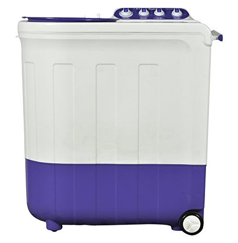 Whirlpool 8.5 Kg Semi-automatic Top Loading Washing Machine (ace 8.5 Turbodry, Floral Purple)
