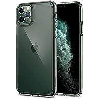 Spigen Ultra Hybrid, Super Clear Hard PC Back, Designed for iPhone 11 Pro Max Case (2019) - Crystal Clear