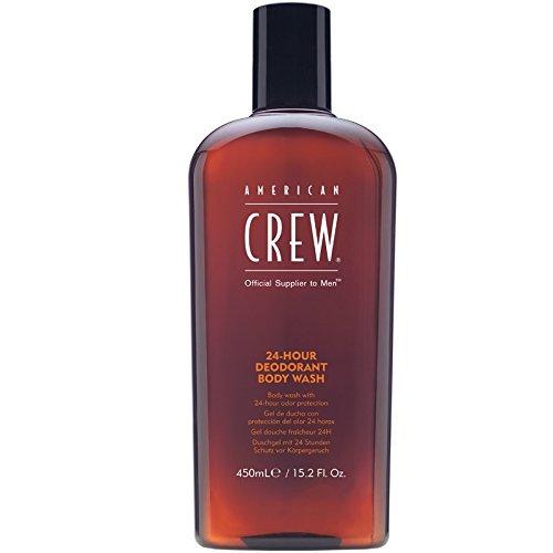 American Crew Men's 24 Hour Deodorant Bodywash, 15.2 Ounce by American Crew -