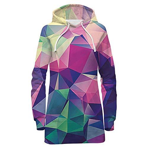 Fürs Kleid zu kurz, für einen normalen Hoodie zu lang, aber mit warmem Po, garantiert