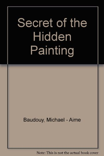 Portada del libro Secret of the Hidden Painting