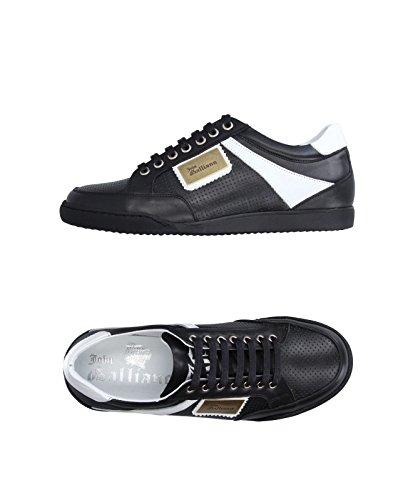 john-galliano-herren-sneaker-schwarz