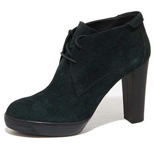 29156 stivaletto VERDE HOGAN scarpa donna boots shoes women Verde