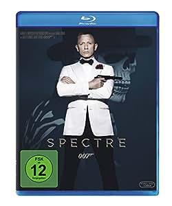 James Bond – Spectre [Blu-ray]: Daniel Craig, Ben Whishaw, Ralph Fiennes, Naomie Harris, Rory Kinnear, Lea Seydoux, Christoph Waltz, Sam Mendes