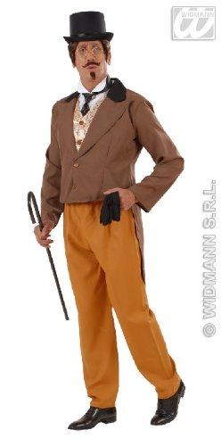 KOSTÜM - 18TH CENTURY GENTLEMAN - Größe 56 (Century Halloween Kostüme 18th)