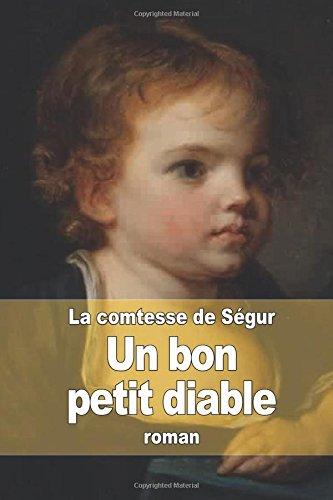 Un bon petit diable par  La comtesse de Ségur