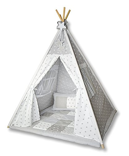 tipi zelte f r kinderzimmer tipi spielzelte top 5. Black Bedroom Furniture Sets. Home Design Ideas
