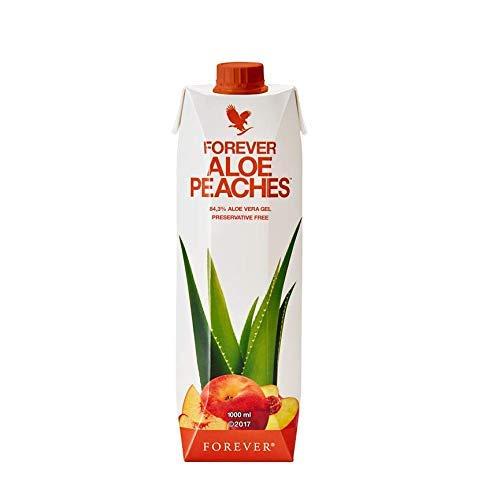 Original-aloe-gel (Forever Aloe Bits n' Peaches -- Original)