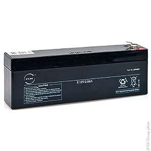 NX - Batterie plomb AGM S 12V 2.6Ah 12V 2.6Ah T1 - Batterie(s)