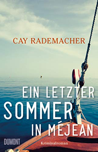 Buchseite und Rezensionen zu 'Ein letzter Sommer in Méjean' von Cay Rademacher