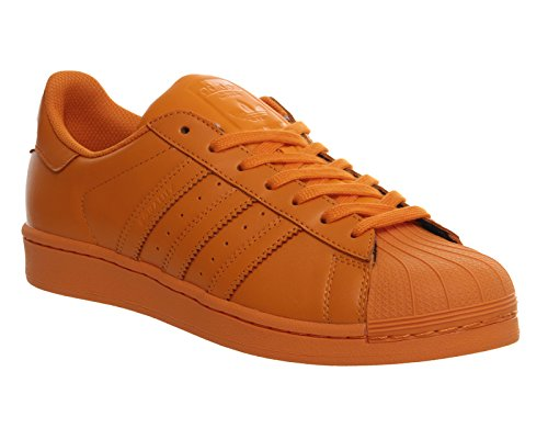 Adidas Superstar Supercolo, Scarpe sportive, Unisex - adulto Bright Orange