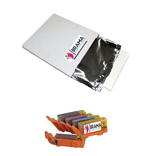 bramacartuchos-pack-de-una-caja-de-25-laminas-de-papel-de-azucar-a4-y-5-x-cartuchos-comestibles-pgi5
