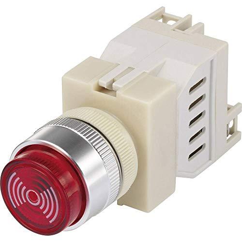 TRU COMPONENTS 1282856 Signalgeber Geräusch-Entwicklung: 75 dB Spannung: 12 V Dauerton 1 St.
