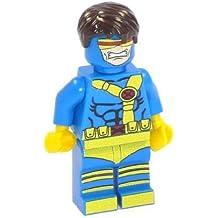 Figura Custom Superhéroes Xmen Cyclops NUEVO de piezas LEGO