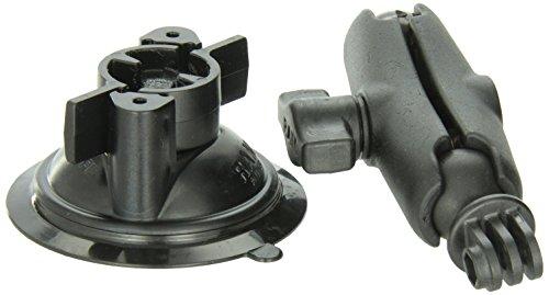 Preisvergleich Produktbild Ram Mount - Drehen Verschließen Saugfußhalterung Mit 2.5cm Kugel GoPro Hero Adapter