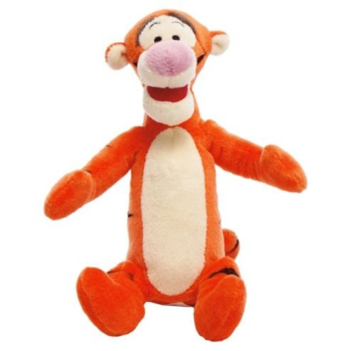 Softies Adorable Tigger Teddy Soft Toy, Multi Color (20-inch)