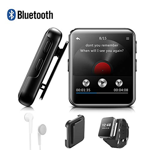 MP3 Player BENJIE 8GB MP3 Player Bloothooth 1,5