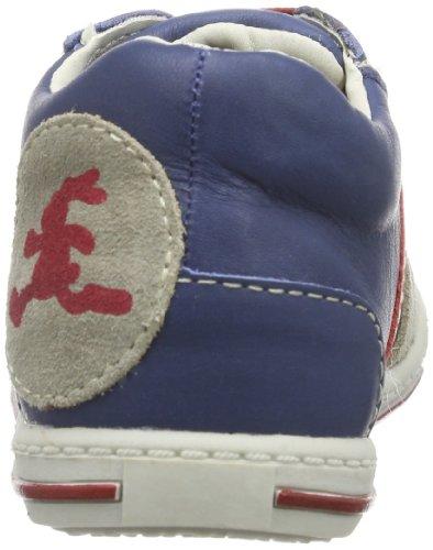 Felix, der Hase 460650, chaussures premiers pas mixte enfant Bleu - Bleu