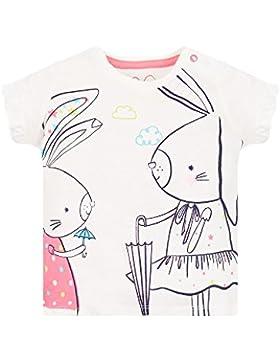Mothercare Baby-Mädchen T-Shirt Stripe