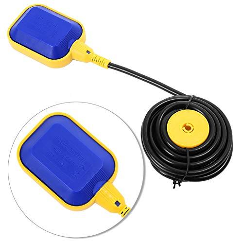 Yosoo Schwimmerschalter, Sensor-Ebene Wasser Flüssigkeit Schwimmerschalter, für Pumpe Tank flüssiges Wasser Niveau Regler -