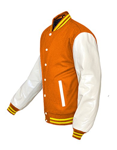 luvsecretlingerie - Blouson - Homme Orange