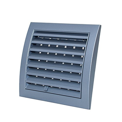 """Air Vent Grille 150mm x 150mm with Fly Screen 6/"""" x 6/"""" Ducting Cover Grid OW67"""