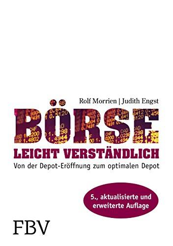 Buchseite und Rezensionen zu 'Börse leicht verständlich: Von der Depot-Eröffnung zum optimalen Depot' von Judith Engst